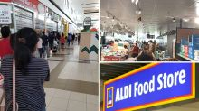 'Crazy' scenes at Aldi's Back To School sale: 'People everywhere'
