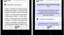 Cydia shuts down purchasing mechanism for its jailbreak app store