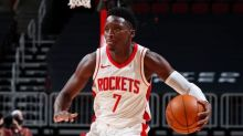Victor Oladipo drops 32 in Rockets debut, but Bulls get the win (VIDEO)