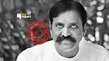 I Gave Up My Singing Dream, Thanks to Vairamuthu – But No More