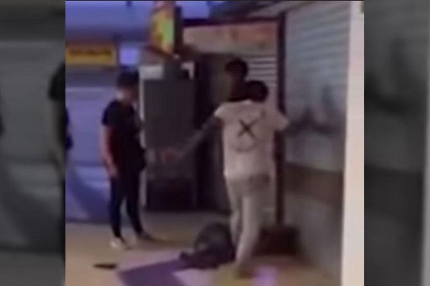 Man filmed stomping on rival's face at Golden Mile Complex jailed