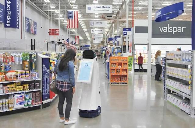 San Francisco Lowe's stores to get robot workers this fall