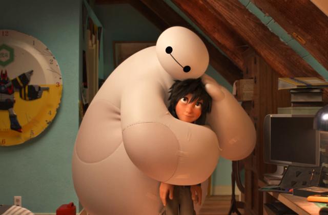 'Big Hero 6' gets a TV show on Disney XD next year