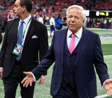 Patriots owner Robert Kraft's charged with soliciting prostitution