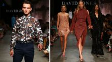 Margot Robbie's brother leads David Jones fashion show