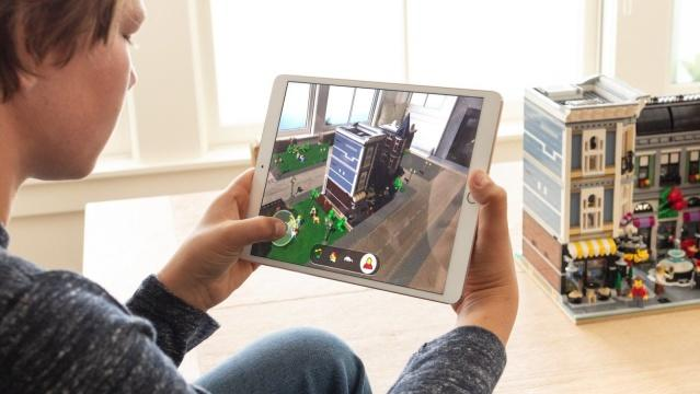Apple plans to introduce bonus augmented reality (AR) content to its Apple TV+ streaming service