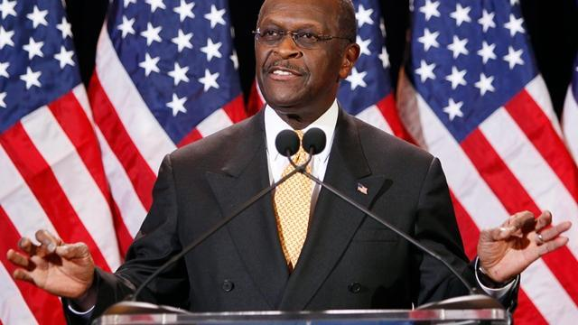 Cain fights back against harassment allegations