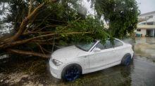 Hurricane Delta lashes Mexico's Caribbean coast