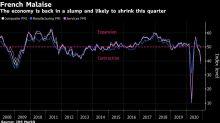 Virus Restrictions Drag French Economy Back Into a Slump