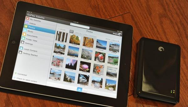 Seagate releases GoFlex Satellite firmware update: improved battery life, WiFi passthrough