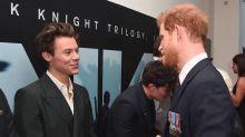"""Fans flippen aus: """"Dunkirk""""-Premiere mit Harry Styles und Prinz Harry"""