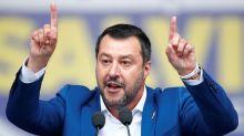"""Salvini veut sortir de la """"cage"""" budgétaire européenne"""