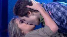 Faustão se irrita e proíbe beijos na 'Dança dos Famosos'