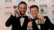 Ant and Dec auctioning off National Television Awards for NHS
