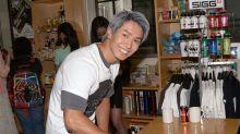 Jason Chan denies abandoning his dog