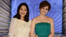 Simi Garewal Lauds Kangana Ranaut For Taking On The Powerful Filmmakers Of Bollywood