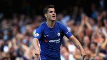 Chelsea striker Alvaro Morata reveals the secret behind his trademark goal celebration