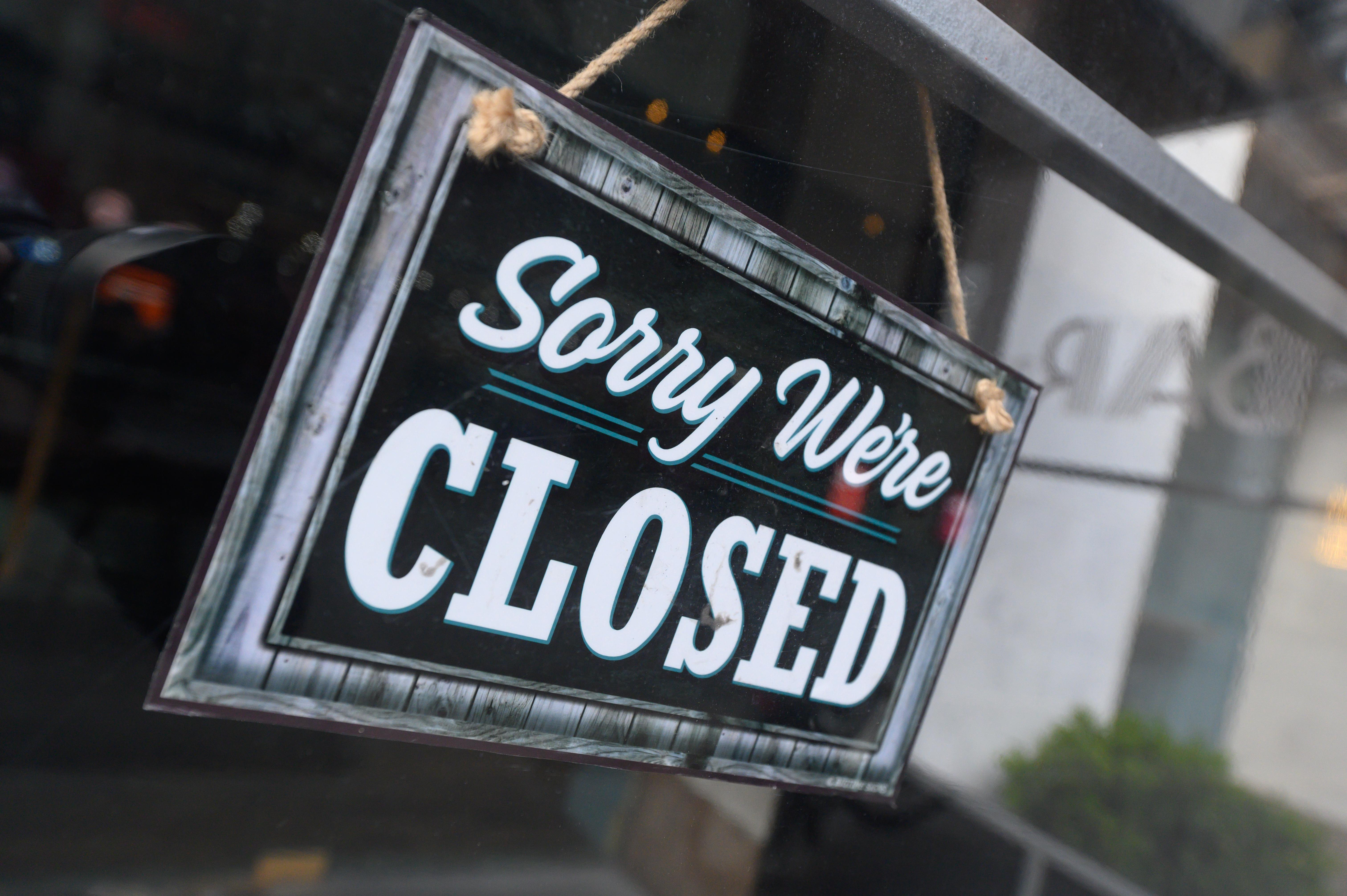 Many small businesses don't expect to survive long as coronavirus wallops economy