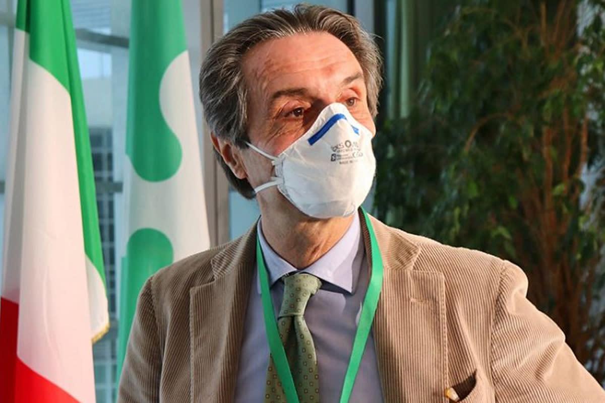 Covid, il nuovo bollettino della Regione Lombardia