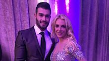 Britney Spears Loves Taking Pix of Boyfriend Sam Asghari in the Bathtub — and Can You Blame Her?