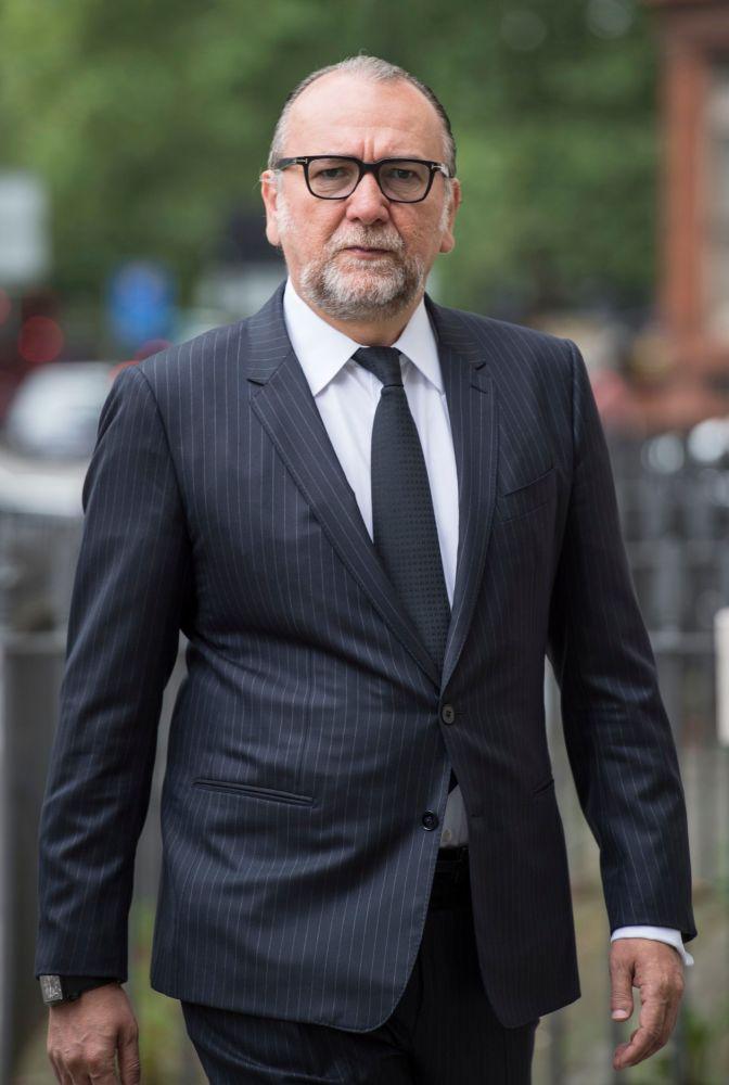 Leyton Orient president Francesco Becchetti - Credit: PA
