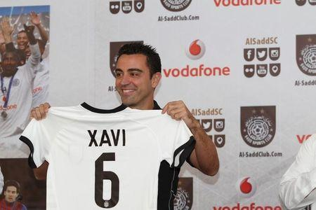 first rate 668e5 2909c Xavi slams Real Madrid over Casillas exit