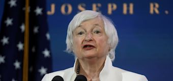 Janet Yellen becomes 1st female treasury secretary