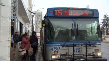 Bus route cutbacks start across the city this weekend