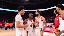 Hogs overcome 19-point deficit, hang on to beat Auburn