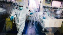 La moitié des lits de réanimation occupés par des malades du Covid-19