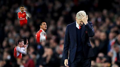 Arsenal contract crisis - Wenger is not the only one running out of time at the Emirates