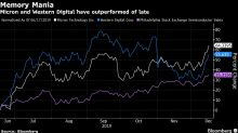 Memory Chipmakers Rally as Analysts Grow Confident on Rebound