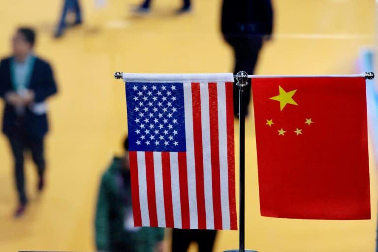 Global trade tensions virtually