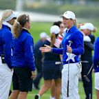 Juli Inkster urges Solheim Cup fans not to heckle Suzann Pettersen over 2015 incident