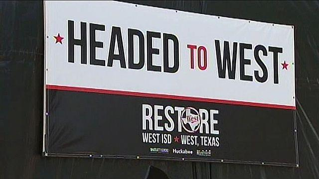 Texas schools repaired in aftermath of explosion