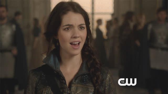 Reign Sneak Peek: Will Mary Die in the Final Season? - E