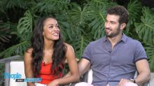 'It's All Love': The Bachelorette's Eric Bigger Apologizes for Calling Winner Bryan Abasolo a 'Consolation Prize'