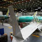 U.S. FAA meets with air regulators on fate of Boeing 737 MAX