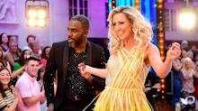 'Strictly': Faye Tozer admits her Steps background gives her 'an advantage'