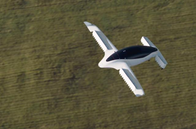 Lilium proves its electric air taxi can fly