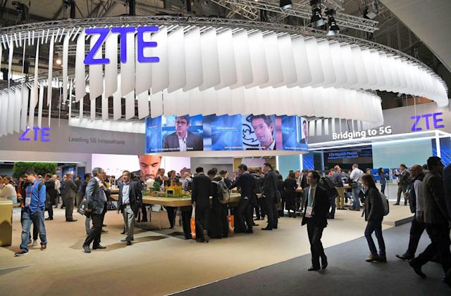 ZTE will pay $1.19 billion for violating US trade sanctions