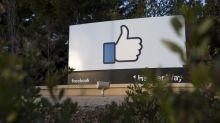 Facebook Surges After Sales Beat Estimates