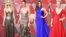 Oscars 2018: Die schönsten Kleider der 90. Academy Awards