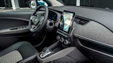 Renault develops recycled upholstery for new Zoe electric hatchback