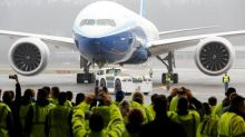 Boeing 777X: World's largest twin-engine plane completes maiden flight