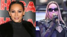 Mel B takes aim at Mariah Carey over disastrous New Year's Eve performance
