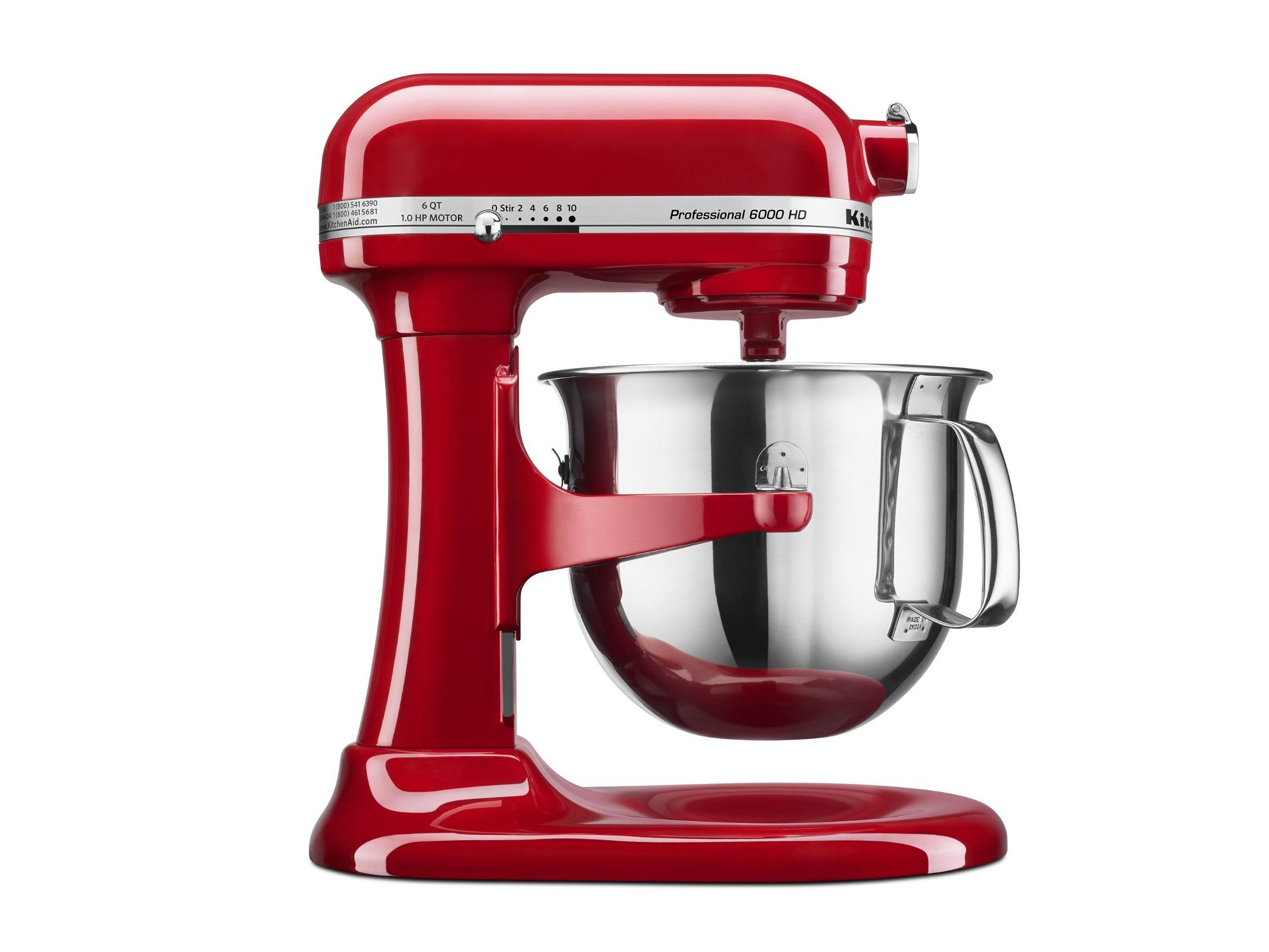Amazon is running a one day sale on kitchenaid stand mixers for Kitchenaid 0 finance