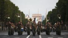 France cancels Bastille Day parade over coronavirus