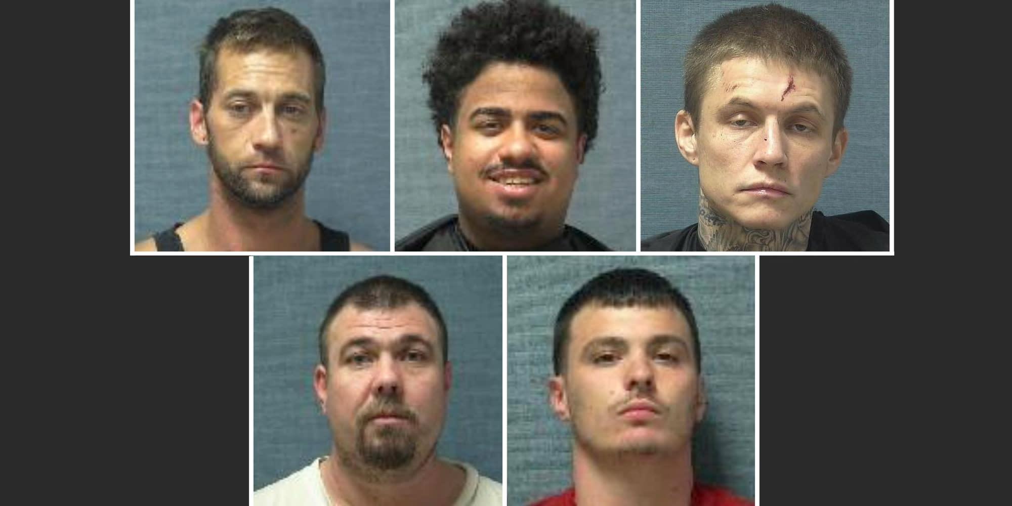 Five inmates escape from Ohio correctional facility