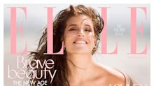 Ashley Graham flaunts her assets on magazine cover